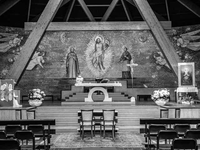 Il matrimonio di Gabriele e Monica a Cuggiono, Milano 14