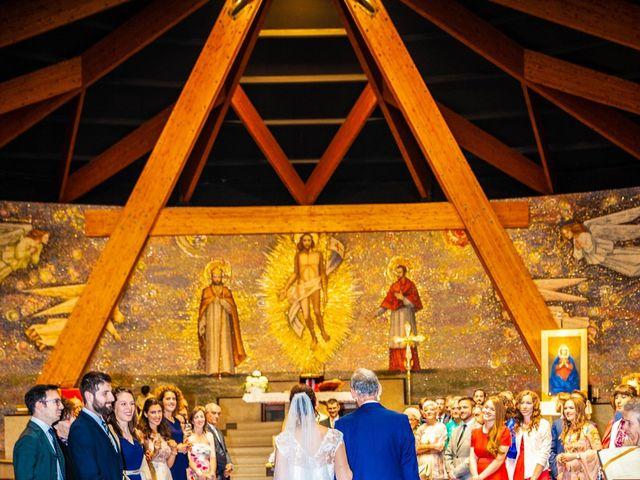 Il matrimonio di Gabriele e Monica a Cuggiono, Milano 15