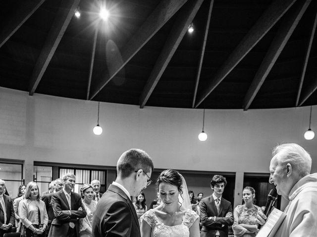 Il matrimonio di Gabriele e Monica a Cuggiono, Milano 16