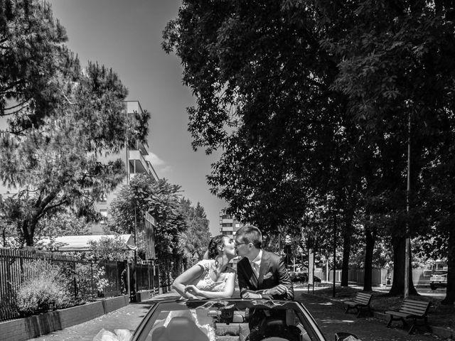 Il matrimonio di Gabriele e Monica a Cuggiono, Milano 17