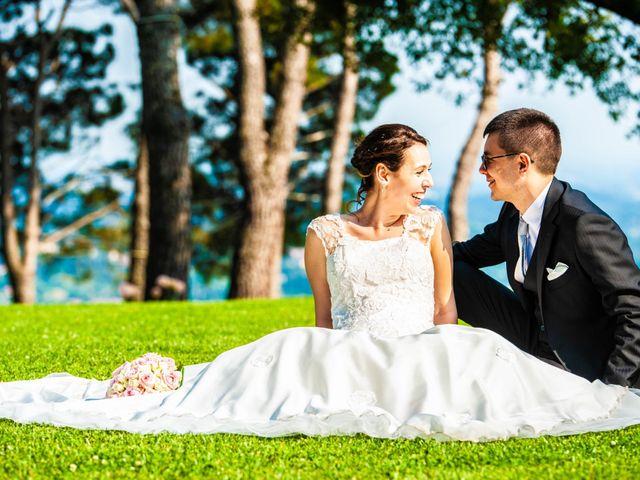 Il matrimonio di Gabriele e Monica a Cuggiono, Milano 1