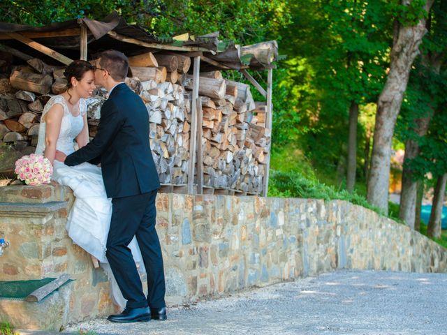 Il matrimonio di Gabriele e Monica a Cuggiono, Milano 2