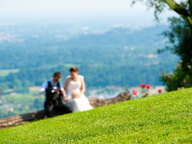 Il matrimonio di Gabriele e Monica a Cuggiono, Milano 28