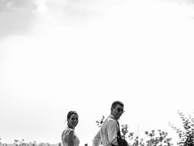 Il matrimonio di Gabriele e Monica a Cuggiono, Milano 32