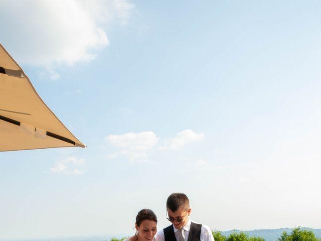 Il matrimonio di Gabriele e Monica a Cuggiono, Milano 36