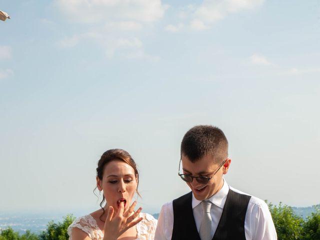Il matrimonio di Gabriele e Monica a Cuggiono, Milano 37