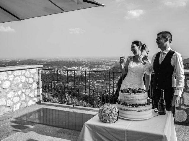 Il matrimonio di Gabriele e Monica a Cuggiono, Milano 38