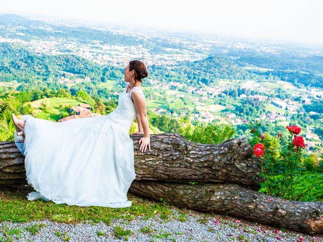 Il matrimonio di Gabriele e Monica a Cuggiono, Milano 43