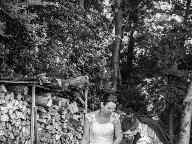 Il matrimonio di Gabriele e Monica a Cuggiono, Milano 50