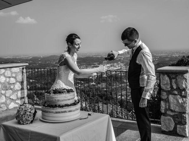 Il matrimonio di Gabriele e Monica a Cuggiono, Milano 53