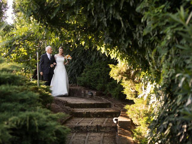 Il matrimonio di Gerardo e Silvia a Roma, Roma 35
