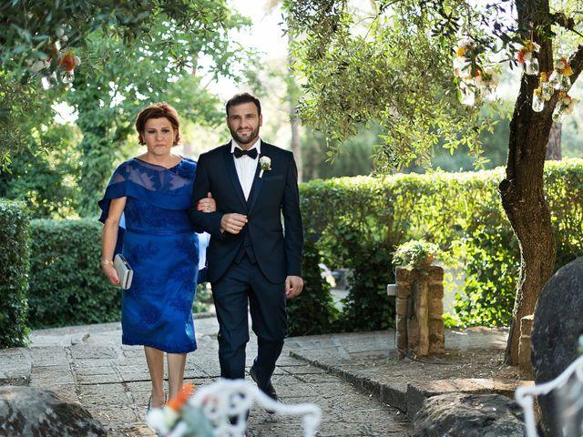 Il matrimonio di Gerardo e Silvia a Roma, Roma 36