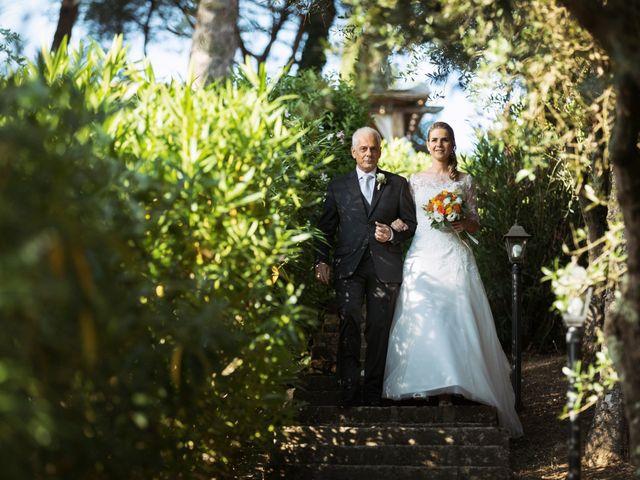 Il matrimonio di Gerardo e Silvia a Roma, Roma 37