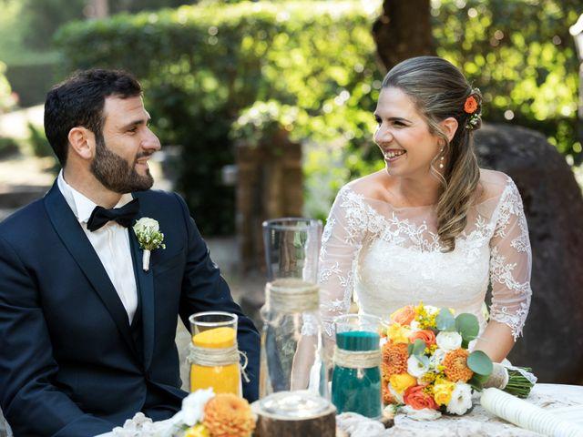 Il matrimonio di Gerardo e Silvia a Roma, Roma 40