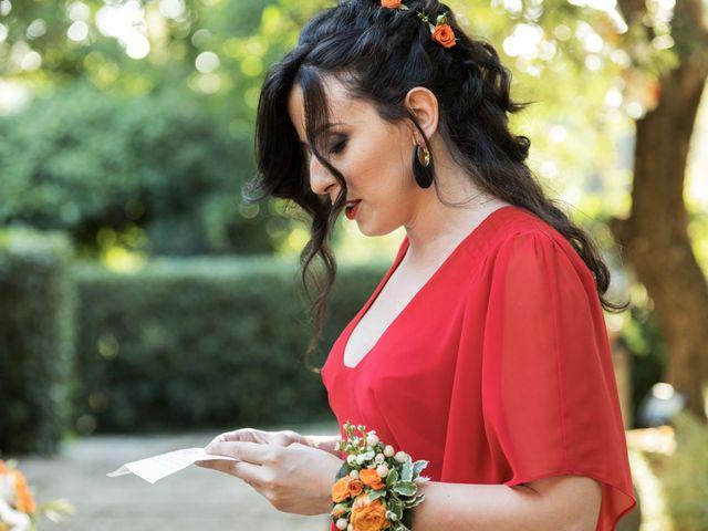 Il matrimonio di Gerardo e Silvia a Roma, Roma 44