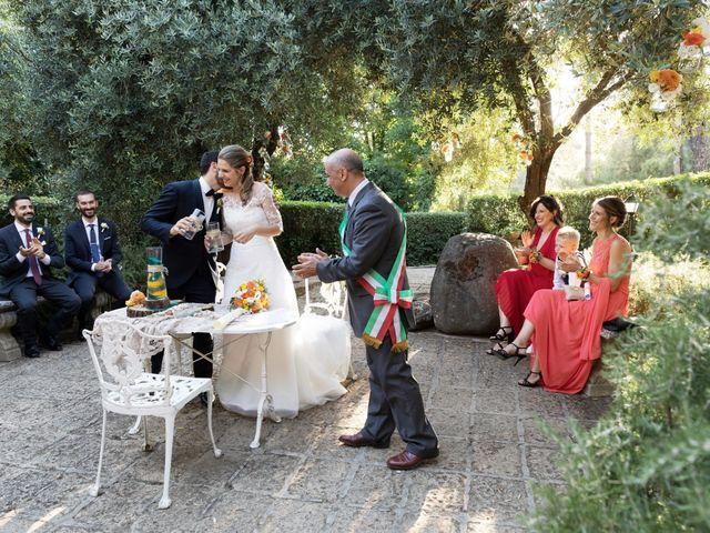 Il matrimonio di Gerardo e Silvia a Roma, Roma 48