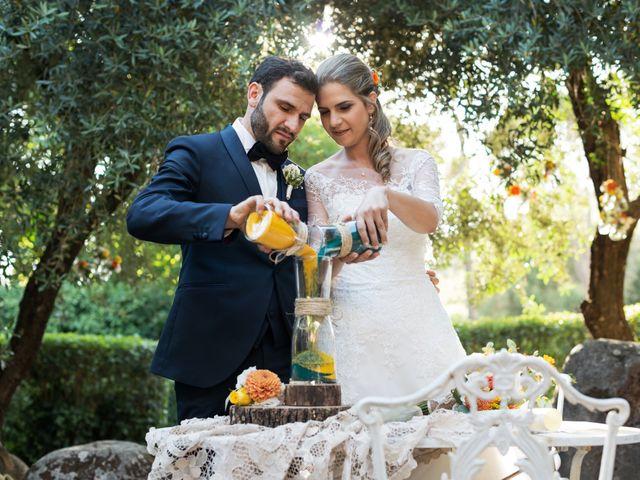 Il matrimonio di Gerardo e Silvia a Roma, Roma 49