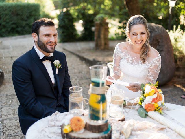 Il matrimonio di Gerardo e Silvia a Roma, Roma 52