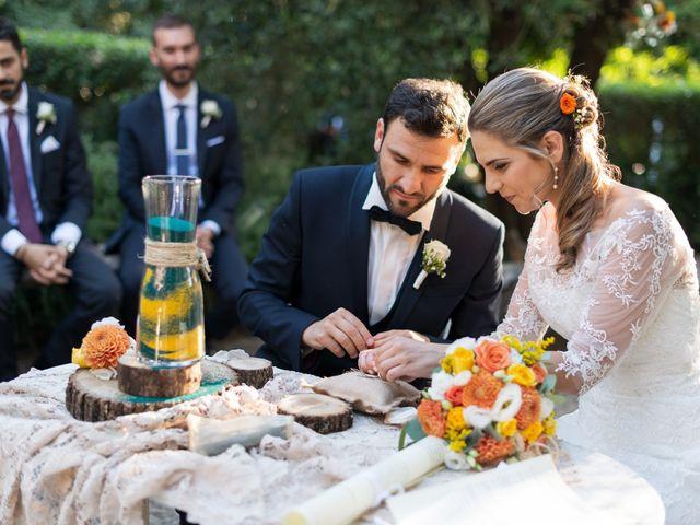 Il matrimonio di Gerardo e Silvia a Roma, Roma 57