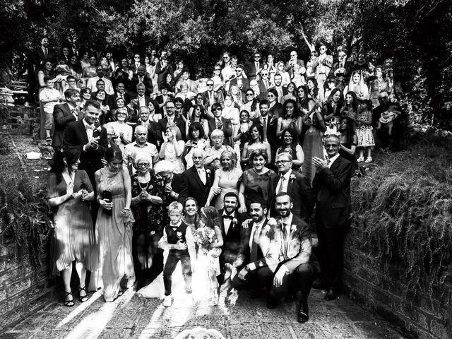 Il matrimonio di Gerardo e Silvia a Roma, Roma 61