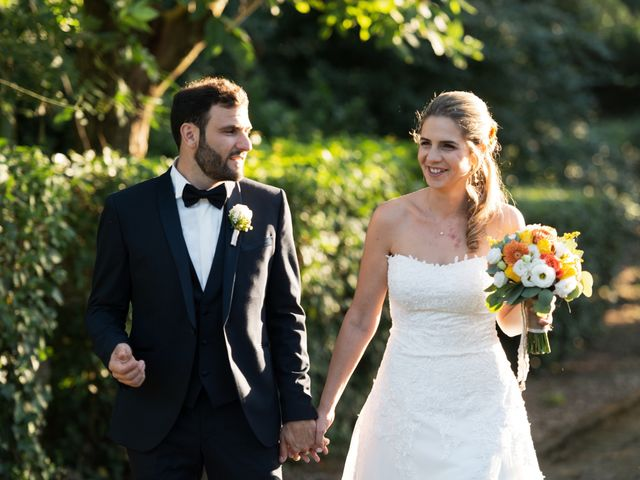 Il matrimonio di Gerardo e Silvia a Roma, Roma 69