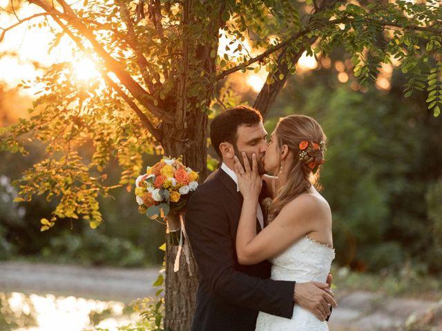 Il matrimonio di Gerardo e Silvia a Roma, Roma 77
