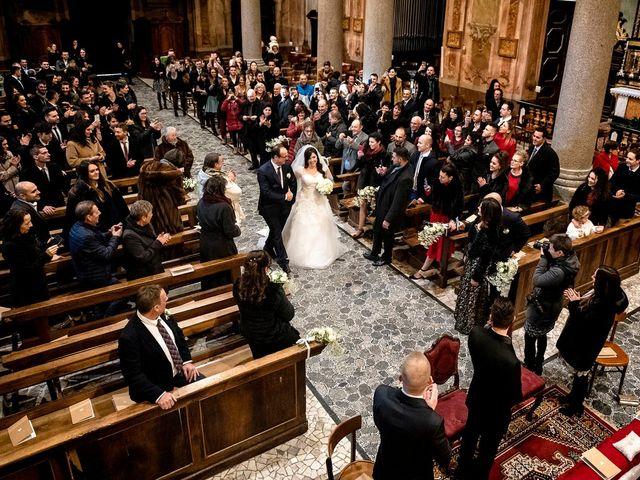 Il matrimonio di Michael e Cristina a Chiavenna, Sondrio 21