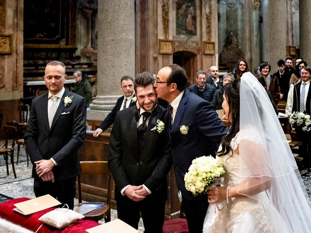 Il matrimonio di Michael e Cristina a Chiavenna, Sondrio 22