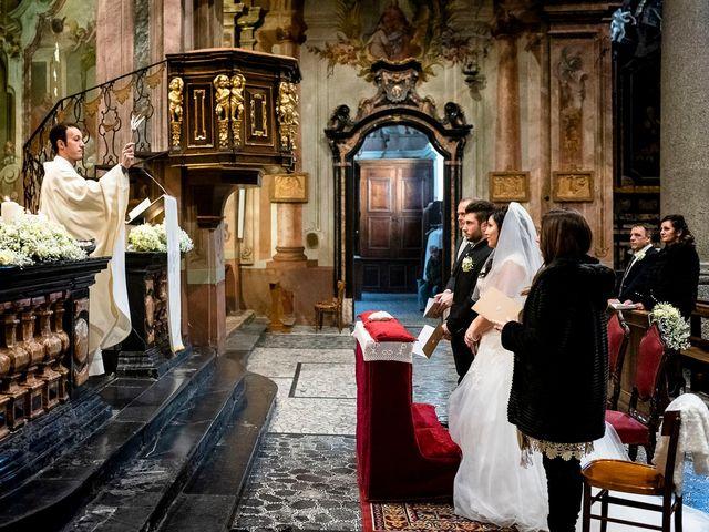 Il matrimonio di Michael e Cristina a Chiavenna, Sondrio 23