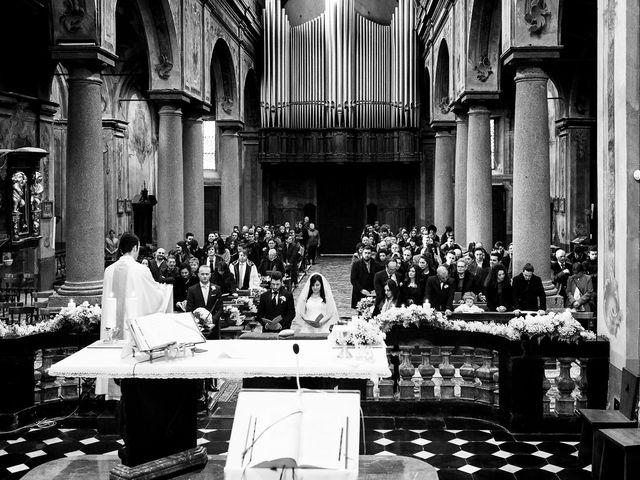 Il matrimonio di Michael e Cristina a Chiavenna, Sondrio 24