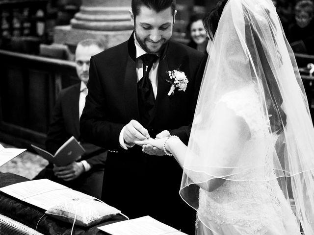 Il matrimonio di Michael e Cristina a Chiavenna, Sondrio 25
