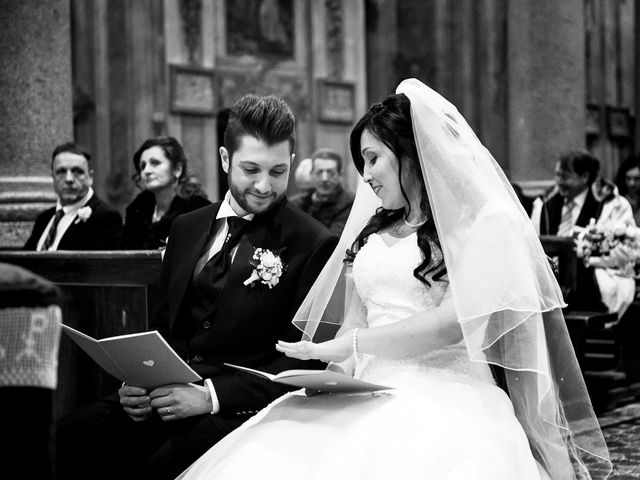 Il matrimonio di Michael e Cristina a Chiavenna, Sondrio 26