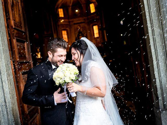 Il matrimonio di Michael e Cristina a Chiavenna, Sondrio 28