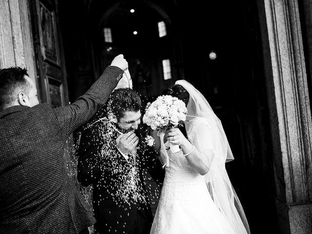 Il matrimonio di Michael e Cristina a Chiavenna, Sondrio 29