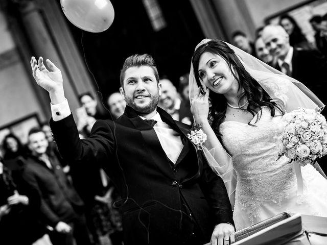 Il matrimonio di Michael e Cristina a Chiavenna, Sondrio 30