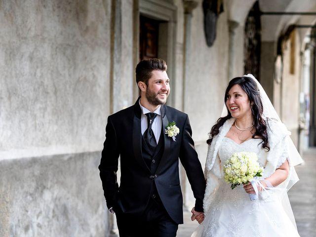 Il matrimonio di Michael e Cristina a Chiavenna, Sondrio 31