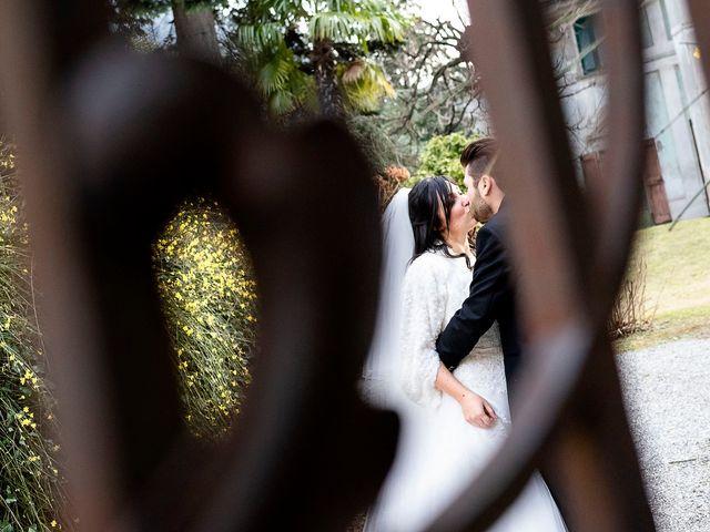 Il matrimonio di Michael e Cristina a Chiavenna, Sondrio 33