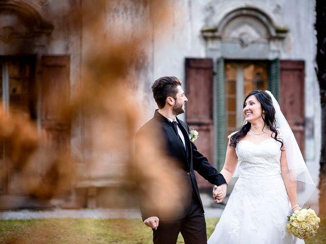 Il matrimonio di Michael e Cristina a Chiavenna, Sondrio 38