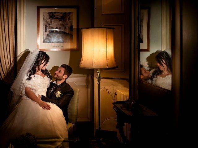 Il matrimonio di Michael e Cristina a Chiavenna, Sondrio 43