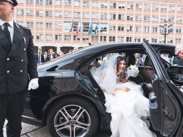 Il matrimonio di Fabio e Ilaria a Torino, Torino 15
