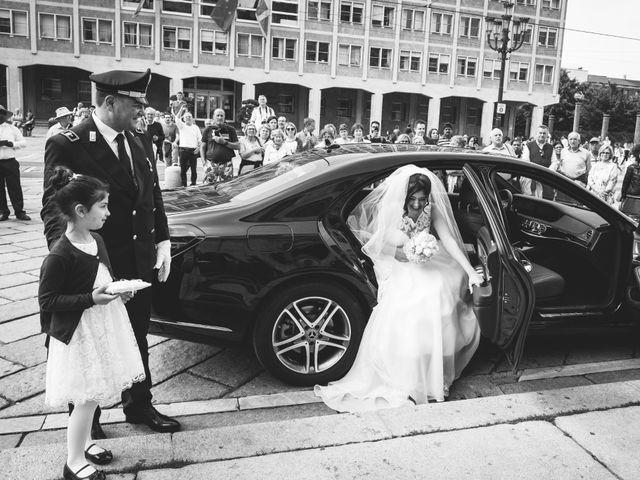 Il matrimonio di Fabio e Ilaria a Torino, Torino 16
