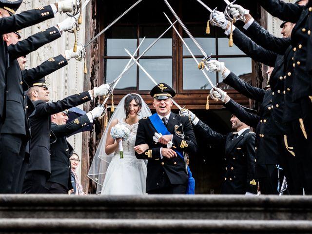 Il matrimonio di Fabio e Ilaria a Torino, Torino 20