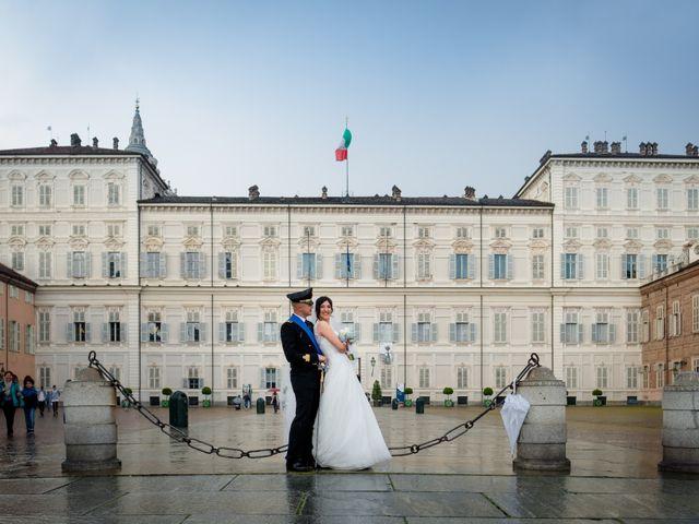 Il matrimonio di Fabio e Ilaria a Torino, Torino 21