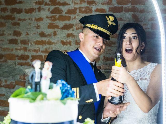 Il matrimonio di Fabio e Ilaria a Torino, Torino 29