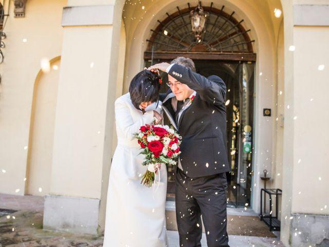 Il matrimonio di Andrea e Chiara a Perugia, Perugia 34