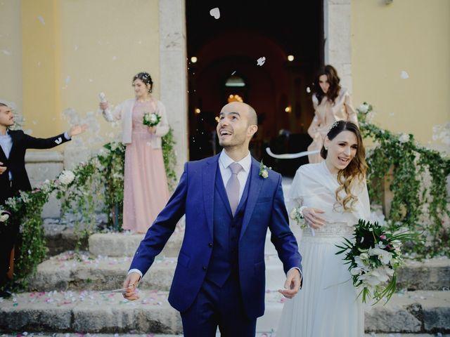 Il matrimonio di Marco e Mary a Roccaromana, Caserta 22