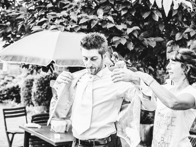 Il matrimonio di Patrick e Elisa a Valperga, Torino 5