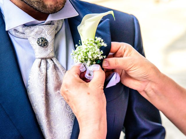 Il matrimonio di Patrick e Elisa a Valperga, Torino 6