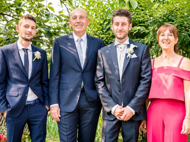 Il matrimonio di Patrick e Elisa a Valperga, Torino 9