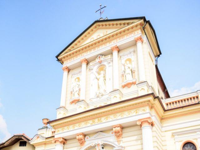 Il matrimonio di Patrick e Elisa a Valperga, Torino 13